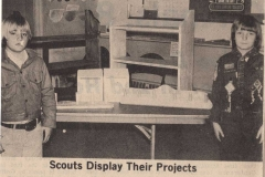 1978--Scouts-Display-Their-Projects