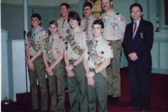 1987--Eagle-Scout-Ceremony