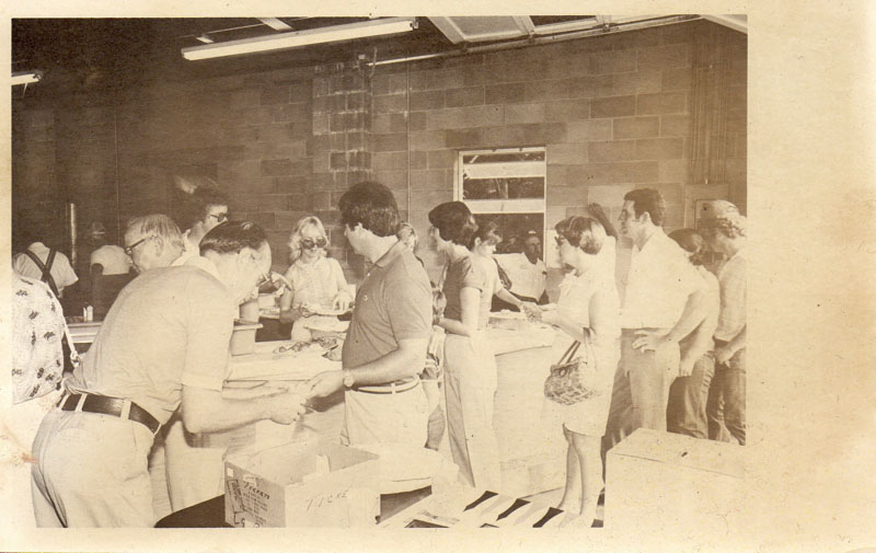 fish-fry-serving-line-in-1980s-with-al-saunders-img584