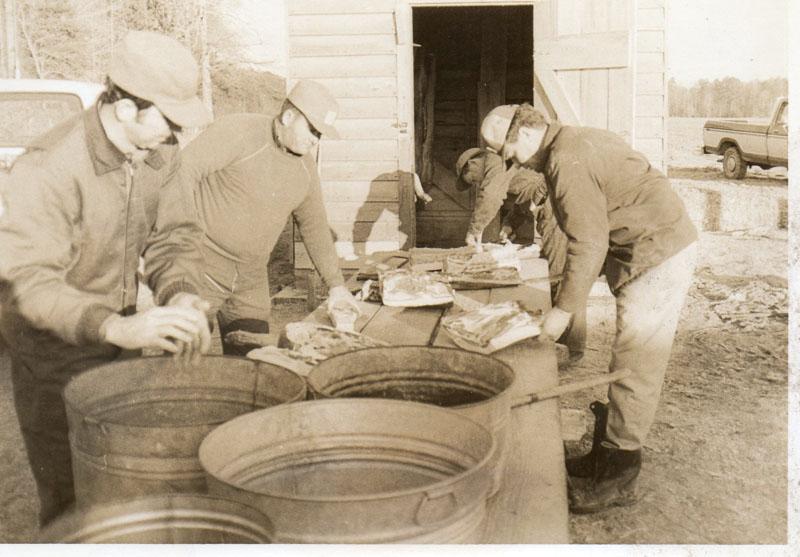 hog-killing-rhodes-farm-cecil-rhodes-jeryl-white-img192
