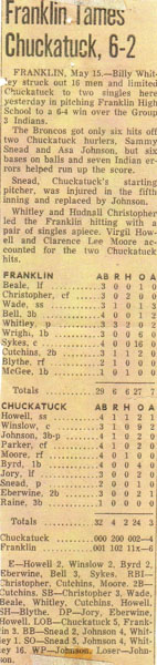 franklin-tames-chuckatuck-in-baseball-newspaper-article-img975