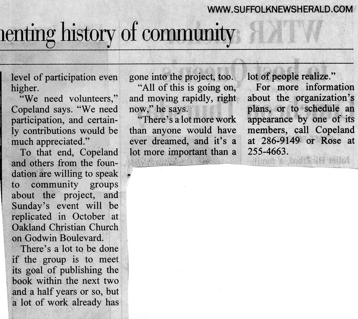 2009 sept-cvfd-fish-fry-newpaper-article img070