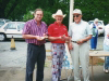 fish-fry-selling-tickets-june-1997-bennett-howell-aleck-winslow-al-saunders-img496