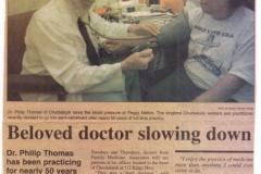 Beloved-Doctor-Slowing-Down