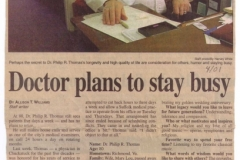 Doctor-Plans-to-Stay-Busy