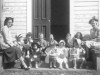 emma-spady-and-mrs-gilliam-with-kids-at-easter-1946-drex-bradshaw-3rd-from-left-img349