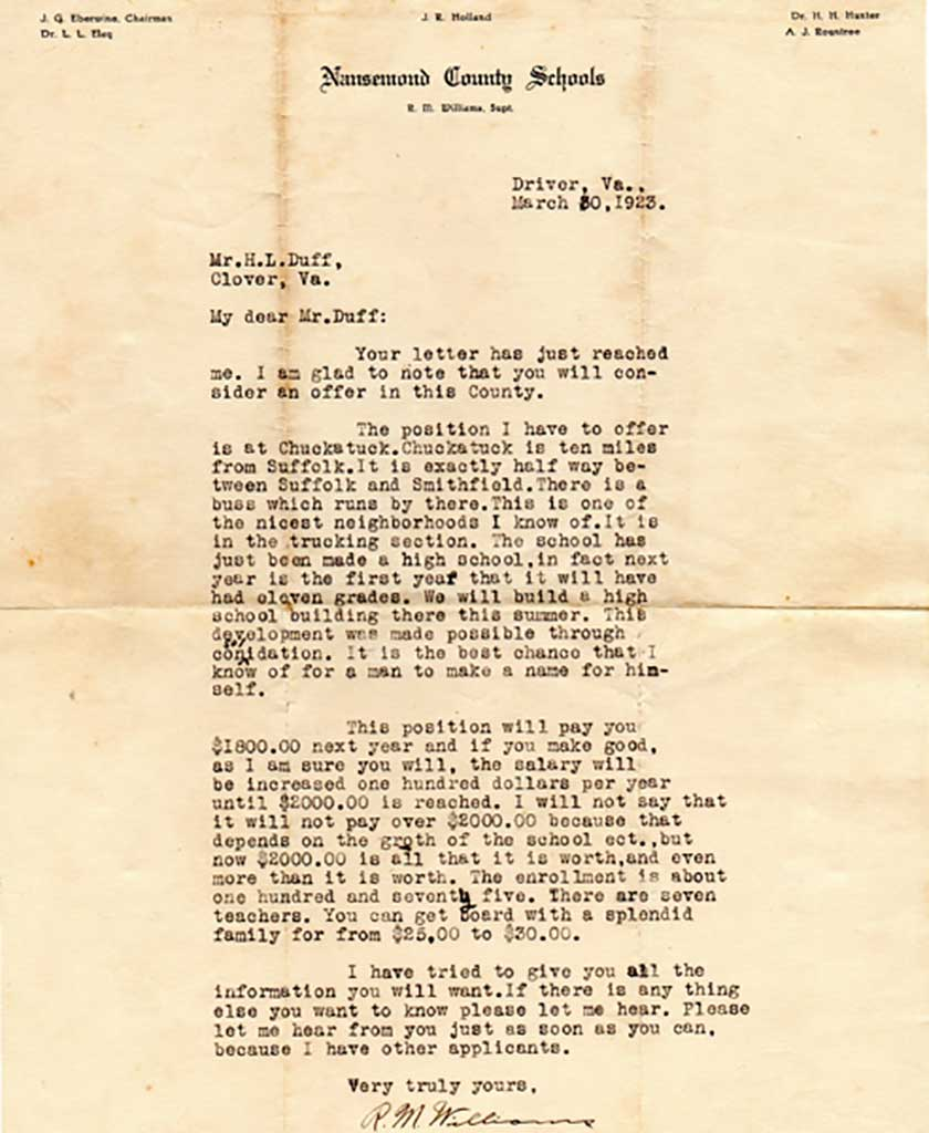 offer-letter-to-mr-duff-to-be-principal-of-chuckatuck-img496