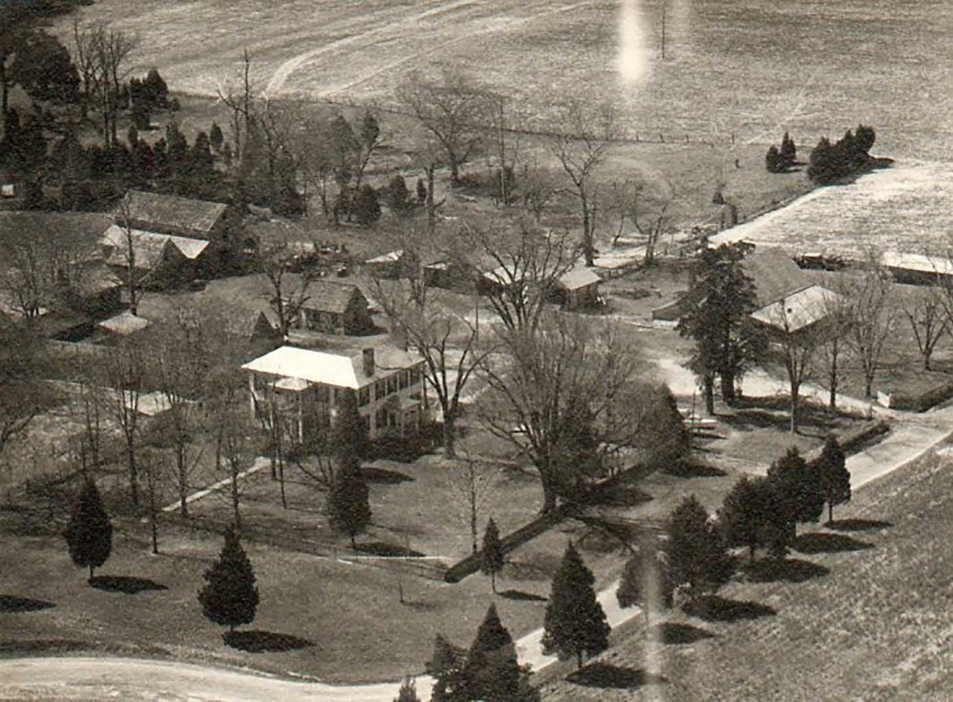 Phillips-Saunders house and lot - Exit circa-1948-img376