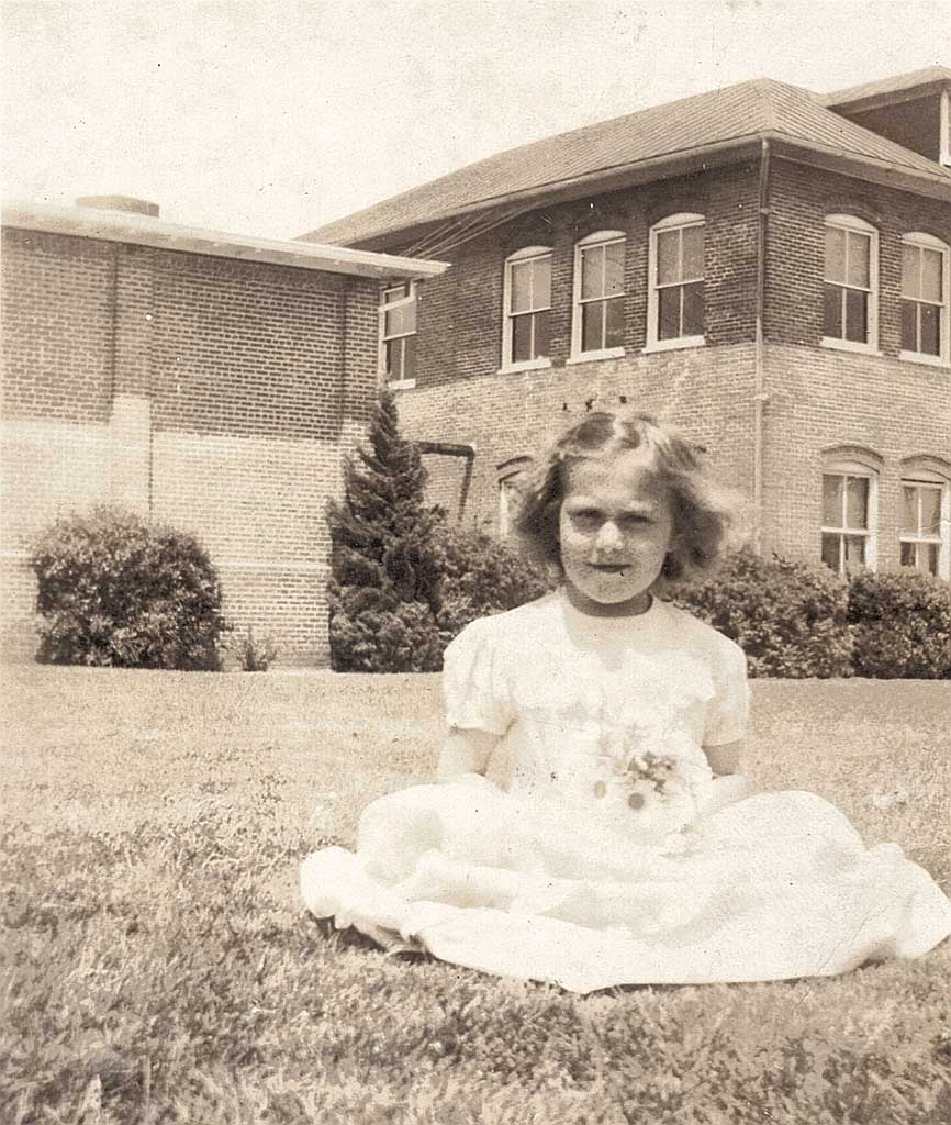 Janet Knight CHS May Day 195