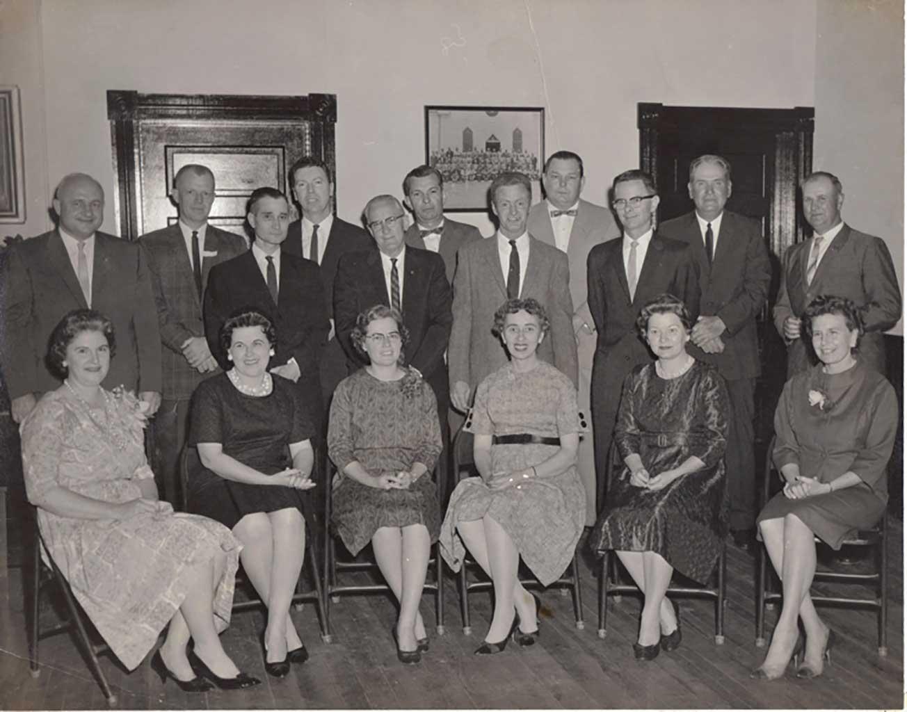 CHS of 1937 reunion