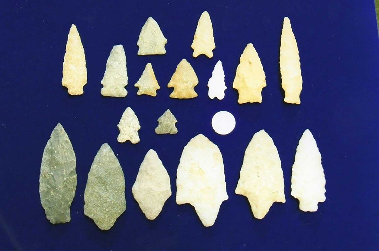 nansemond-indian-arrow-points-pritchard-collection-img459
