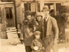 lilian-marshall-charlie-and-mary-johnson-and-mary-virginia-in-front-of-pitt-store-circa-1924-img346