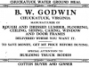 Godwin Ink Blotter