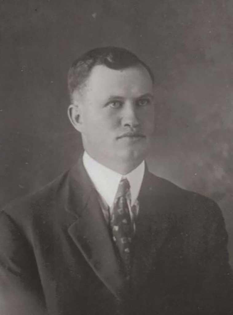 charles-wilborn-darden-1912-elsie-simpson-photo