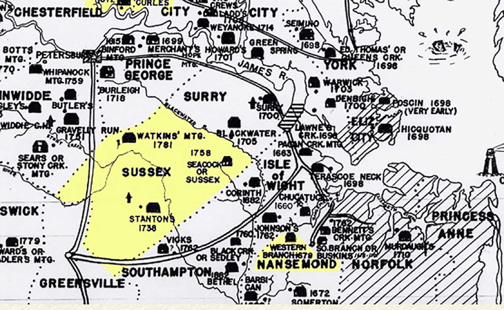 south-virginia-quaker-hinshaw-map