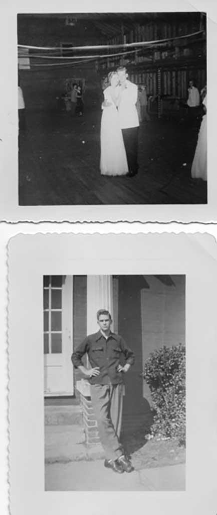 chs-prom-eunice-byron-1947-byron-woldford-in-front-of-schoolimg789