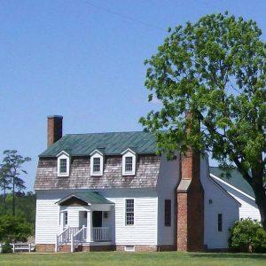 Sandy Ridge-Joyner house